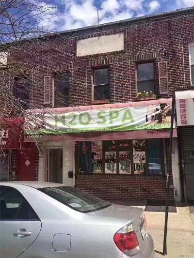Flushing Single Family Home For Sale: 41-45 150th St