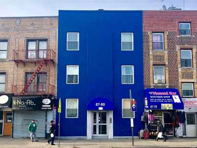Queens County Commercial For Sale: 87-80 Parsons Blvd