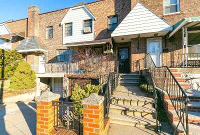 Woodside Single Family Home For Sale: 28-29 56th Pl