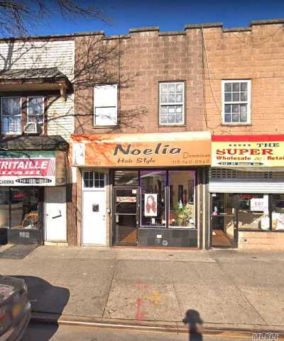 Queens County Business Opportunity For Sale: 212-23 Jamaica Ave