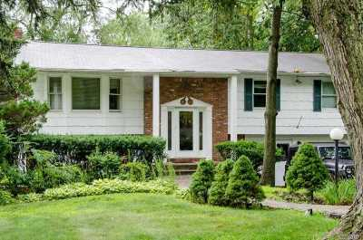 Commack Single Family Home For Sale: 9 Edscho Ln