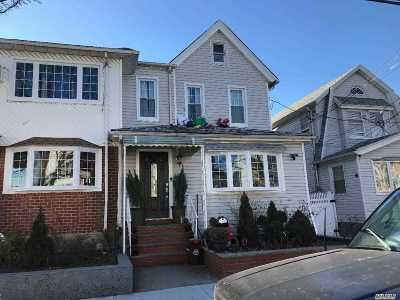 Richmond Hill Single Family Home For Sale: 94-26 109 Street