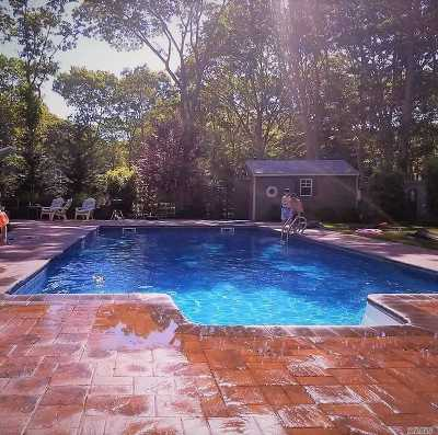 Hampton Bays Single Family Home For Sale: 31 Homewood Dr
