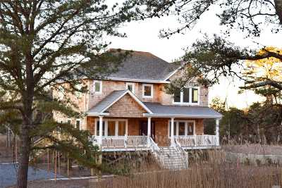 Hampton Bays Single Family Home For Sale: 7 Duckwood Ln