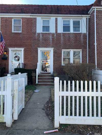 Flushing Single Family Home For Sale: 46-80 Hollis Ct Blvd
