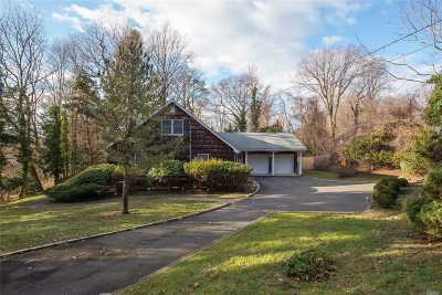 Wading River Single Family Home For Sale: 110 High View Dr