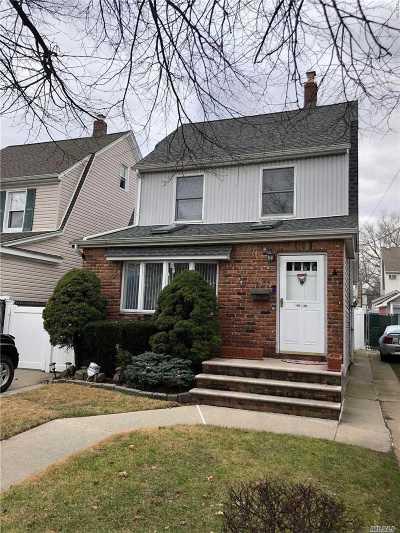 Bellerose, Glen Oaks Single Family Home For Sale: 89-26 242 St