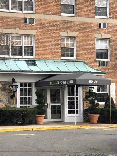 Queens County Condo/Townhouse For Sale: 151-35 84th St #1F
