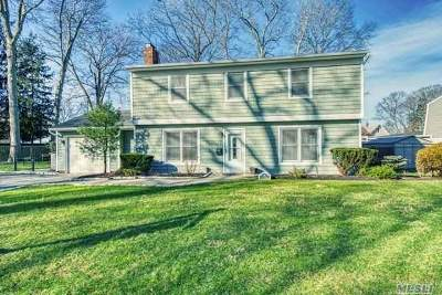 Smithtown Single Family Home For Sale: 42 S Oak Ave