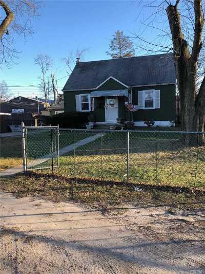 Central Islip  Single Family Home For Sale: 9 McGrath St