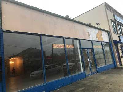 W. Hempstead Commercial For Sale: 211 Hempstead Tpke