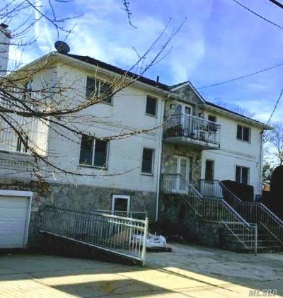 Flushing Multi Family Home For Sale: 30-03 150th Pl