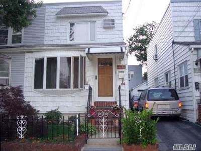 Bayside Single Family Home For Sale: 202-03 34th Ave