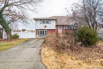 Massapequa Single Family Home For Sale: 21 Hemlock St