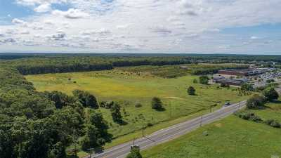 Wading River Residential Lots & Land For Sale: Lot 1 Route 25a