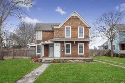 Patchogue Single Family Home For Sale: 58 Jennings Ave