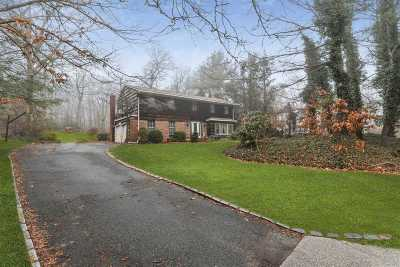 Dix Hills Single Family Home For Sale: 17 Tree Hollow Ln