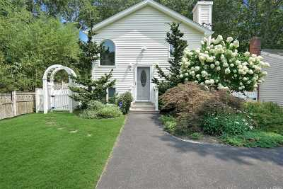 Hampton Bays Single Family Home For Sale: 9 Shell Rd