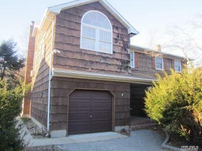 Nesconset Single Family Home For Sale: 56 Nichols Rd