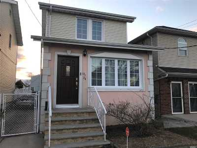 Jamaica Single Family Home For Sale: 134-34 157th St