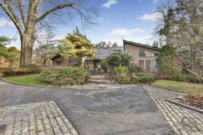 Muttontown Single Family Home For Sale: 10 Stirrup Ln