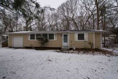E. Setauket Single Family Home For Sale: 44 Bunny Ln