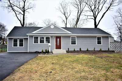 Bay Shore Single Family Home For Sale: 47 Arkansas Ave