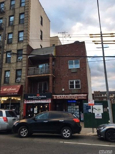 Astoria Commercial For Sale: 25-30 Broadway