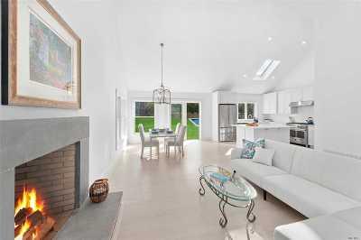 Southampton NY Single Family Home For Sale: $1,275,000