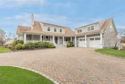 Quogue Single Family Home For Sale: 17 Quantuck Ln