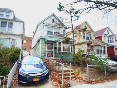 Rego Park Single Family Home For Sale: 63-36 Wetherole St