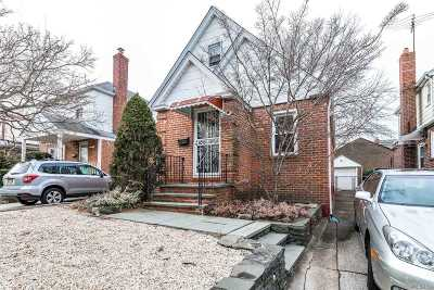 Bayside Single Family Home For Sale: 56-16 Bell Blvd