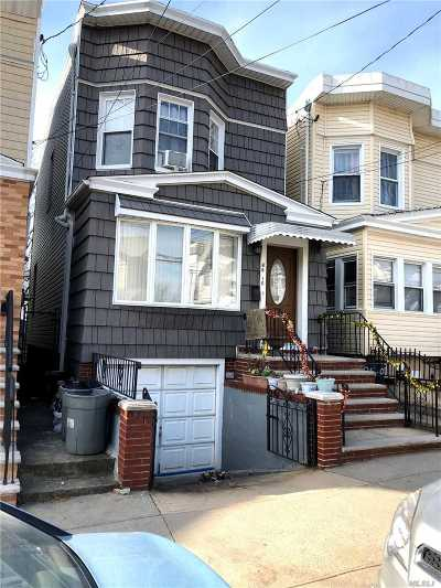 Woodhaven Single Family Home For Sale: 86-10 80th St
