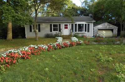 Jamesport Single Family Home For Sale: 60 N Railroad Ave