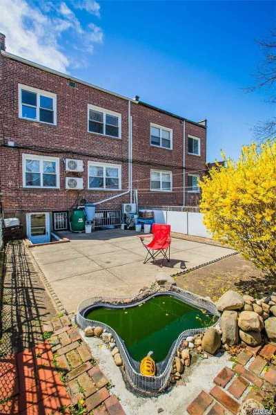 Rego Park Multi Family Home For Sale: 63-139 Alderton St