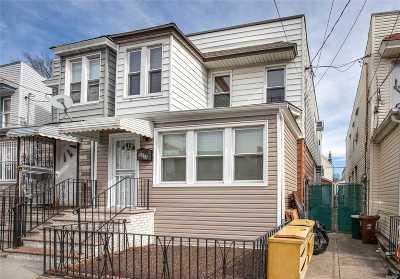 Woodhaven Multi Family Home For Sale: 88-59 Eldert Ln