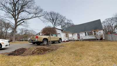 Lake Ronkonkoma Single Family Home For Sale: 47 Elm St
