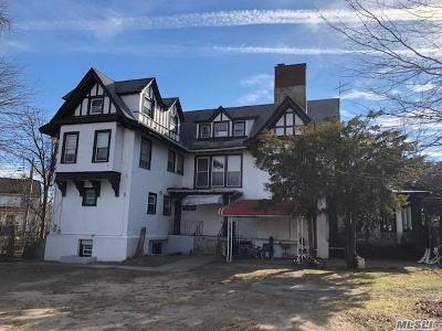 Jamaica Single Family Home For Sale: 137-45 Bennett St