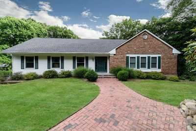 Cold Spring Hrbr Single Family Home For Sale: 12 Thicket Drive