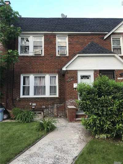 Jamaica NY Single Family Home For Sale: $530,000