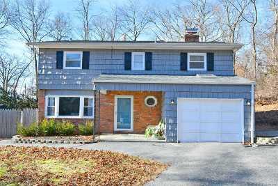 Farmingville Single Family Home For Sale: 30 Glenwood Pl