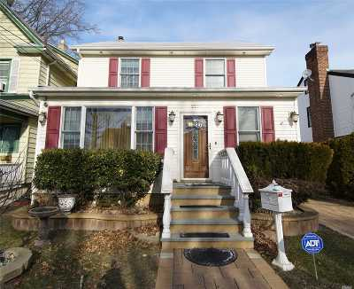 Floral Park Single Family Home For Sale: 227 Bryant Ave