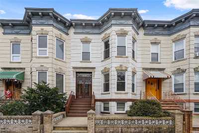 Ridgewood Multi Family Home For Sale: 61-34 Linden St