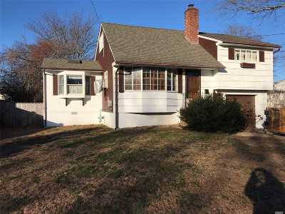 West Islip Single Family Home For Sale: 574 Pat Dr