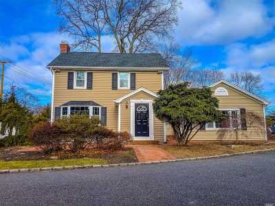 Smithtown Single Family Home For Sale: 392 N Country Rd