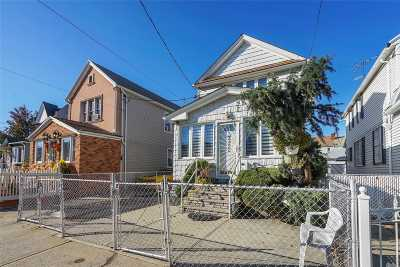 Ozone Park Single Family Home For Sale: 94-21 133rd Ave
