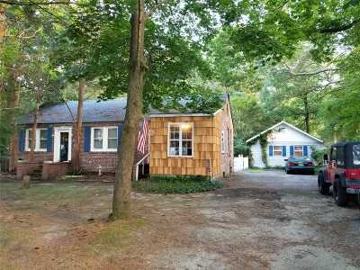 Central Islip  Single Family Home For Sale: 36 Chestnut St