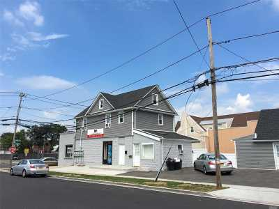 Uniondale Commercial For Sale: 645 Beck St