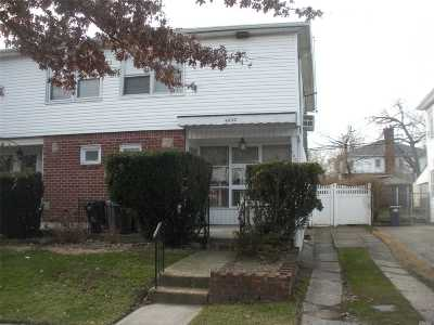 Bayside Single Family Home For Sale: 45-32 218th St