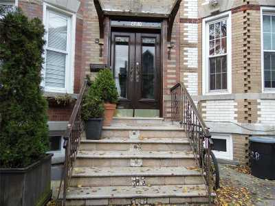 Woodhaven Multi Family Home For Sale: 87-30 87th St